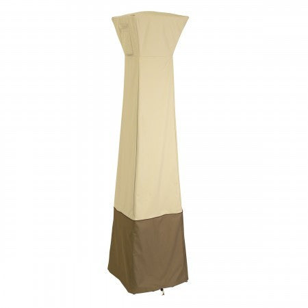 Premium Pyramid Patio Heater Cover - Beige