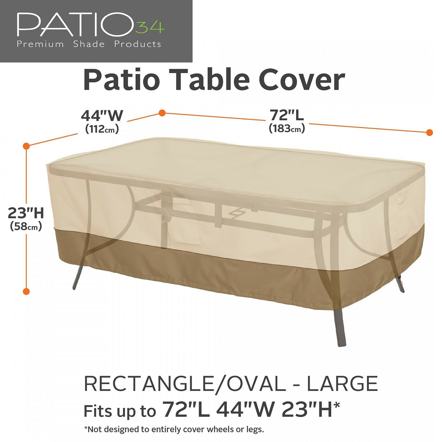 cast product inch home patio today free casablanca table garden set overstock dining aluminum piece oval x shipping