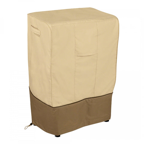 Premium Square Smoker Cover - Beige