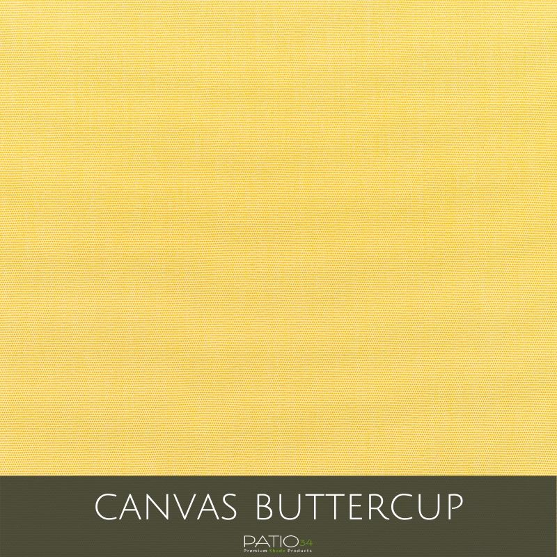 Canvas Buttercup