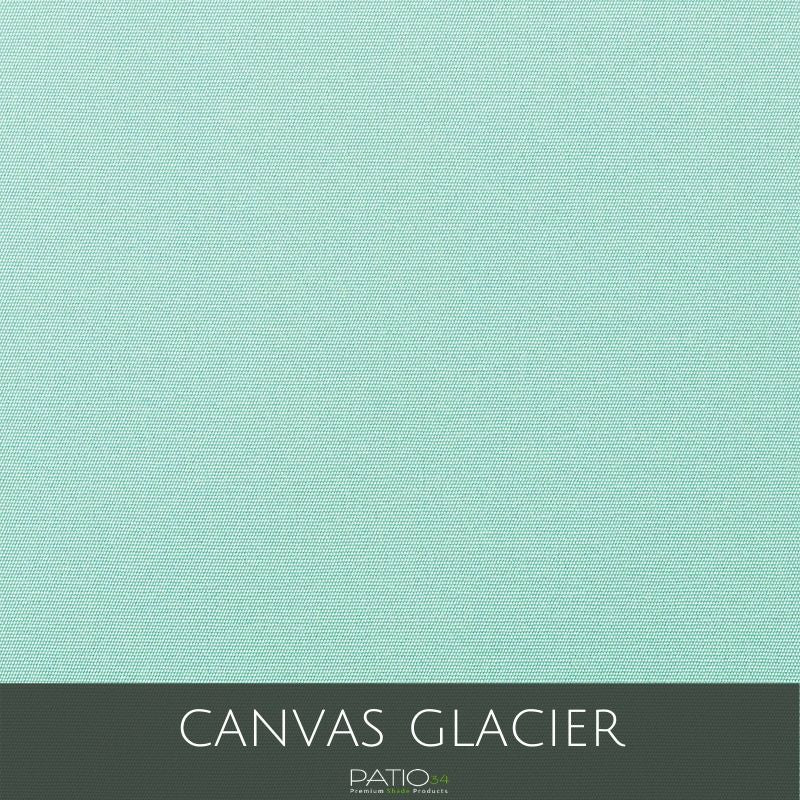 Canvas Glacier