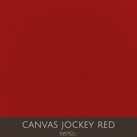 Canvas Jockey Red