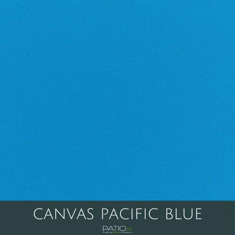 Canvas Pacific Blue