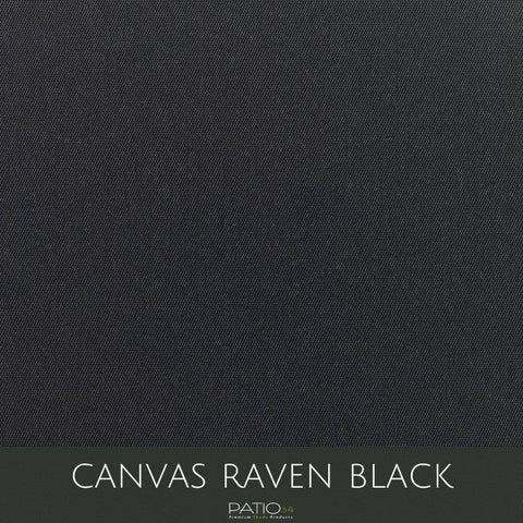 Canvas Raven Black