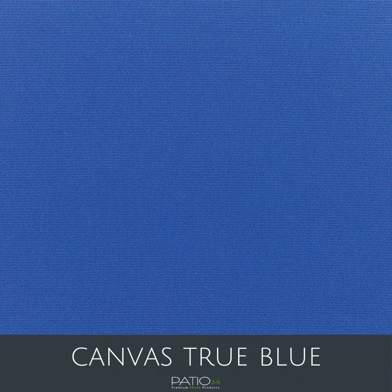 Canvas True Blue