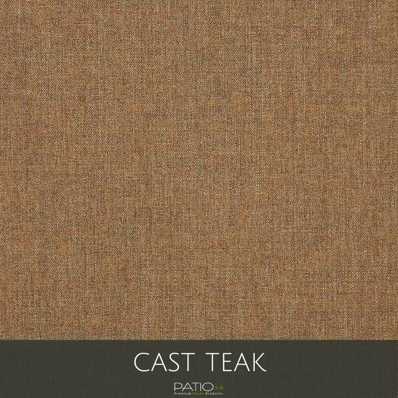 Sunbrella Cast Teak | Sample