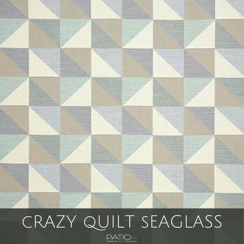 Crazy Quilt Seaglass