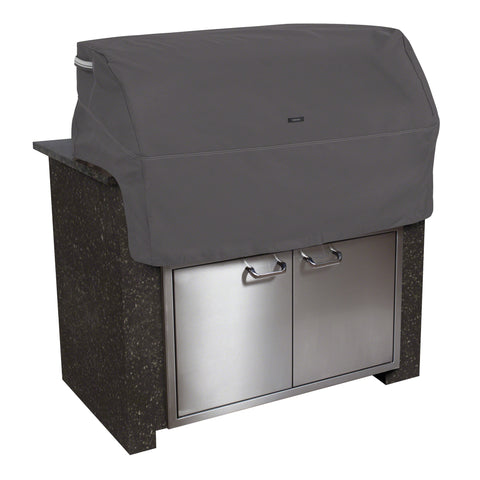 Premium Built-In Grill Cover - Charcoal