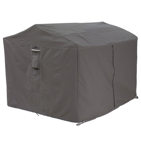 Premium Canopy Swing Cover - Charcoal