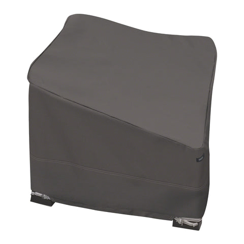 Premium Corner Sectional Cover - Charcoal