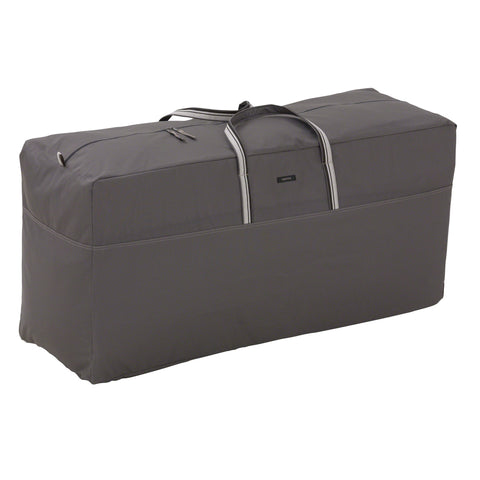 Premium Cushion Bag - Charcoal