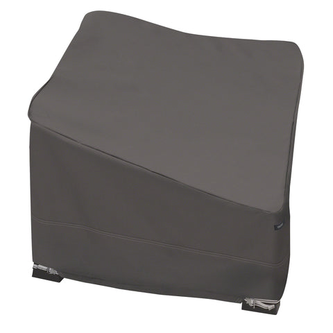 Premium Deep Corner Sectional Cover - Charcoal