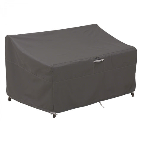 Premium Deep Loveseat/Sofa Cover - Charcoal