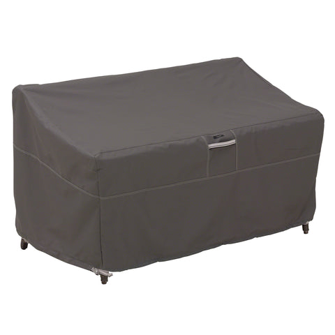 Premium Patio Loveseat and Sofa Covers - Charcoal
