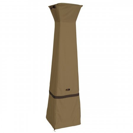 Premium Pyramid Patio Heater Cover - Sand