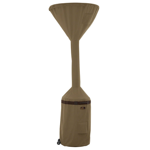 Premium Stand-Up Patio Heater Cover - Sand