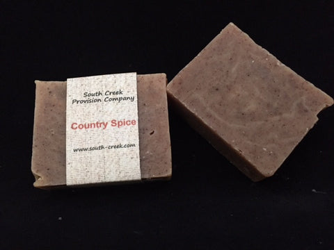 Saltgrass Soapcrafters - Country Spice
