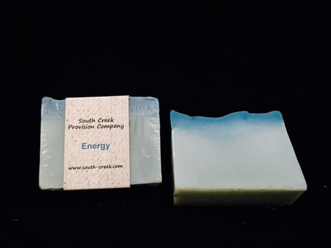 Saltgrass Soapcrafters - Energy