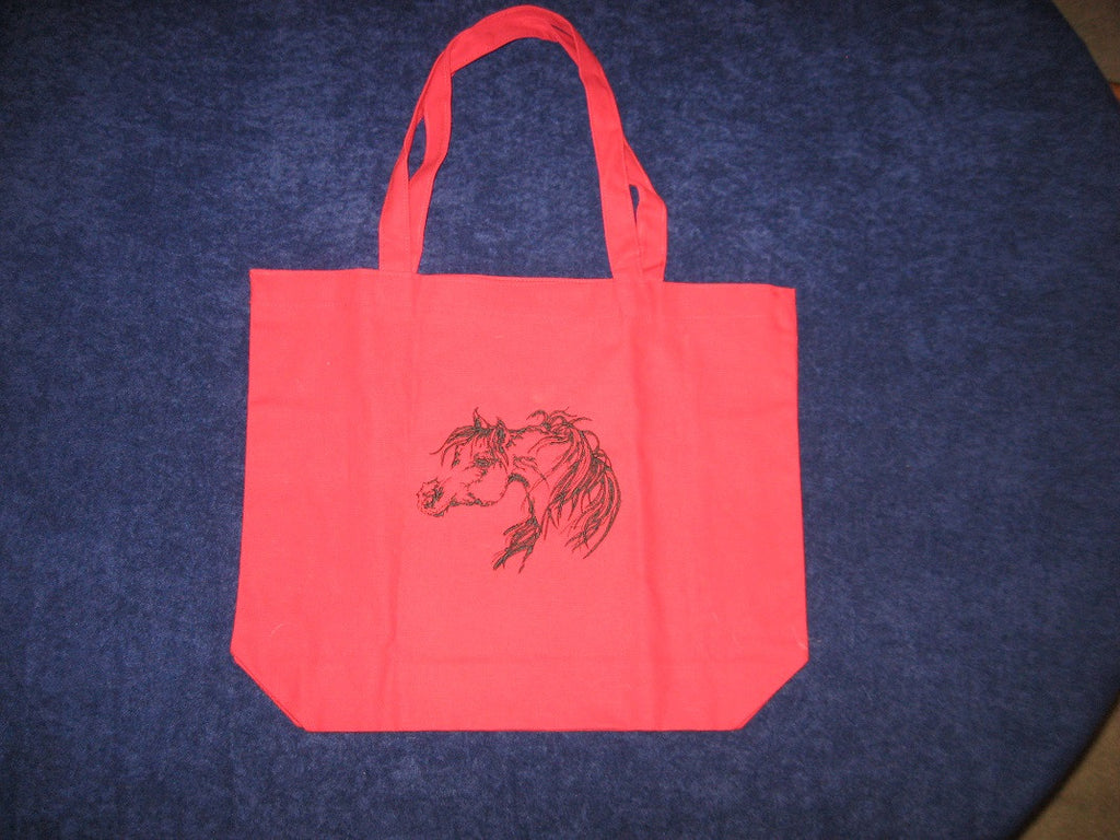 Tote, Canvas - Arabian Knights Costumes