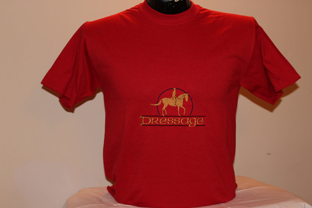 T-Shirt -- Dressage - Arabian Knights Costumes