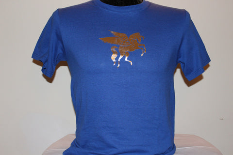 T-Shirt, Child's, with Pegasus
