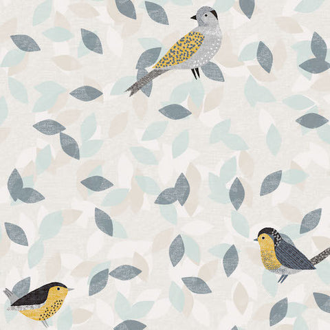 Birdsong - Joanne Cocker - Dashwood Studio