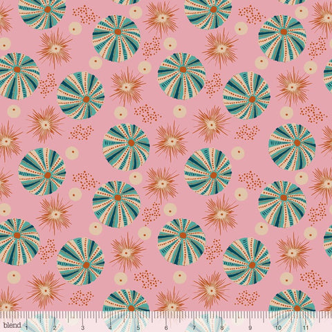 Aquarius - Sea Urchins- Blend Fabrics