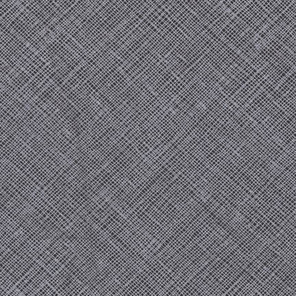 charcoal grey architextures fabric by carolyn friedlander