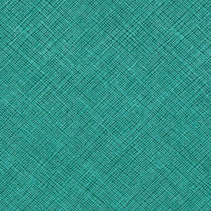 Untramarine green architextures fabric by carolyn friedlander