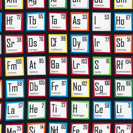 Science Fair - Periodic Table (Multi) - Robert Kaufman