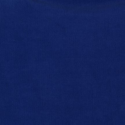 Needlecord 21 Wale - Royal Blue - Robert Kaufman