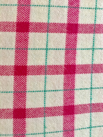 Primo Plaid Flannel - Pink Crush - Marcus Fabrics