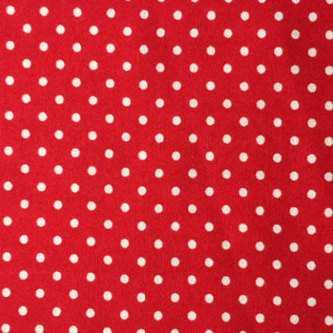 Polka Dot Red - Rose & Hubble