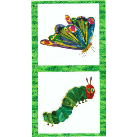 Very Hungry Caterpillar Panel - Makower