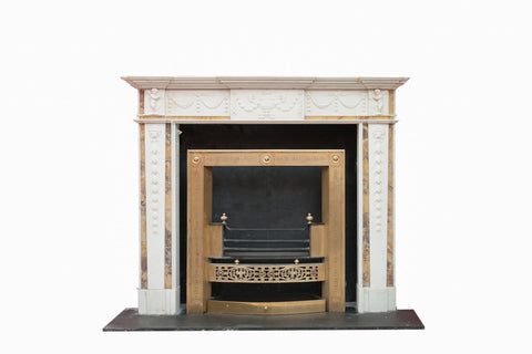 A Fine Adams Marble Chimney Piece ML18