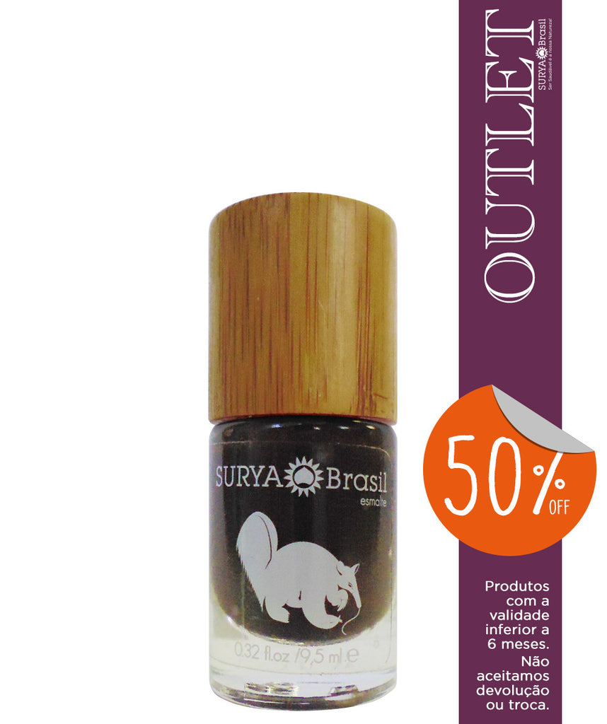OUTLET 50% OFF Esmalte Tamanduá-bandeira Exotic Animals