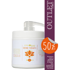 OUTLET 50% OFF Máscara Reparadora Repair Therapy Professional