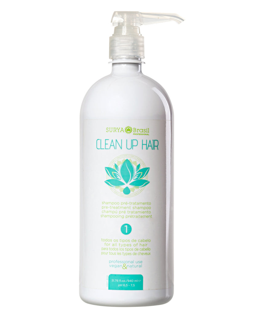 Shampoo Pré-Tratamento Clean Up Hair Professional
