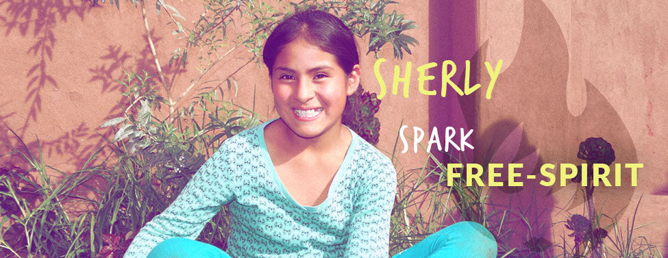 Shirly Spark Free-Spirit