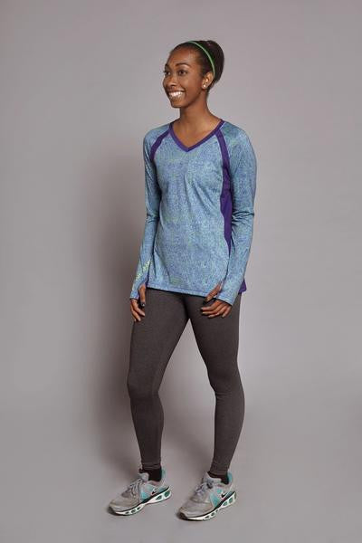 Clever Spark Long Sleeve Shirt