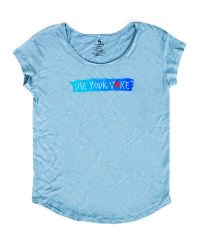 Use Your Voice Tee
