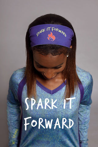 SPARK Stretch Headbands
