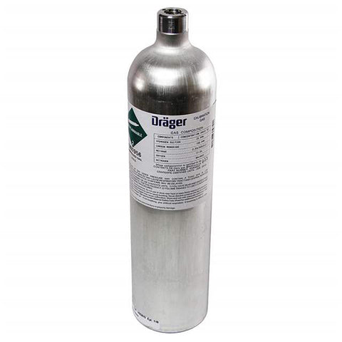 Draeger Calibration Gas PH3, 0-0.5ppm  #4597057