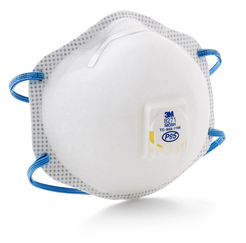 3M P95 Disposable Respirator #8271