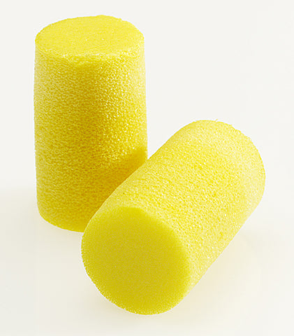 3M E-A-R Classic Plus Uncorded Earplugs #310-1101