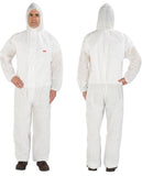 3M Disposable SMS Coverall with Hood #4515