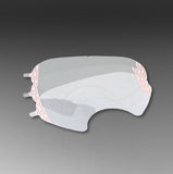 3M 6000 Series Full Facepiece Lens Cover #6885