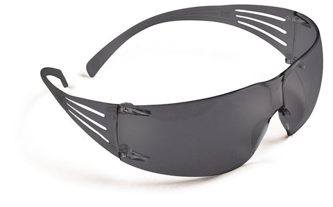 3M SecureFit Eyewear Gray Anti-Fog Lens #SF202AF