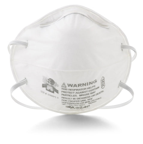 3M R95 Dispoosable Respirators #8240