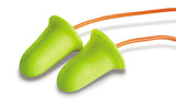 3M E-A-Rsoft FX Corded Earplugs #312-1260